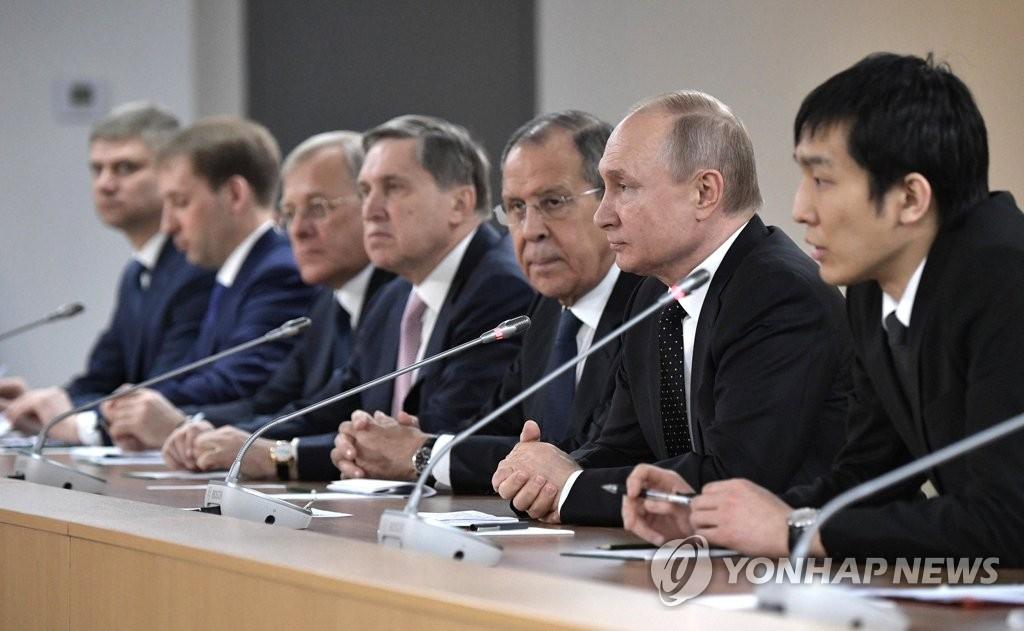 详讯:普京称为实现半岛无核化需保障朝鲜体制