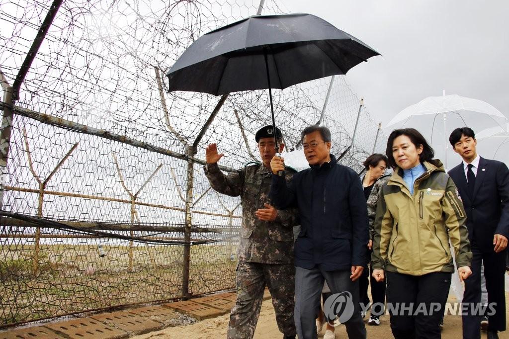 韩政府将制定文在寅韩朝合作构想落实措施