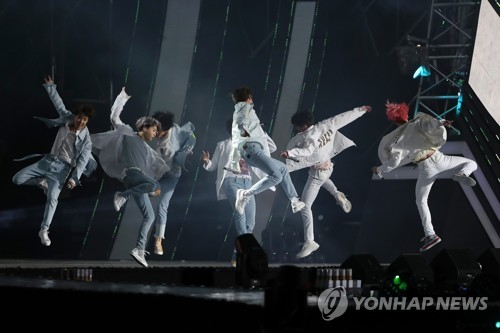 调查:逾八成外国人认为K-POP走红靠舞