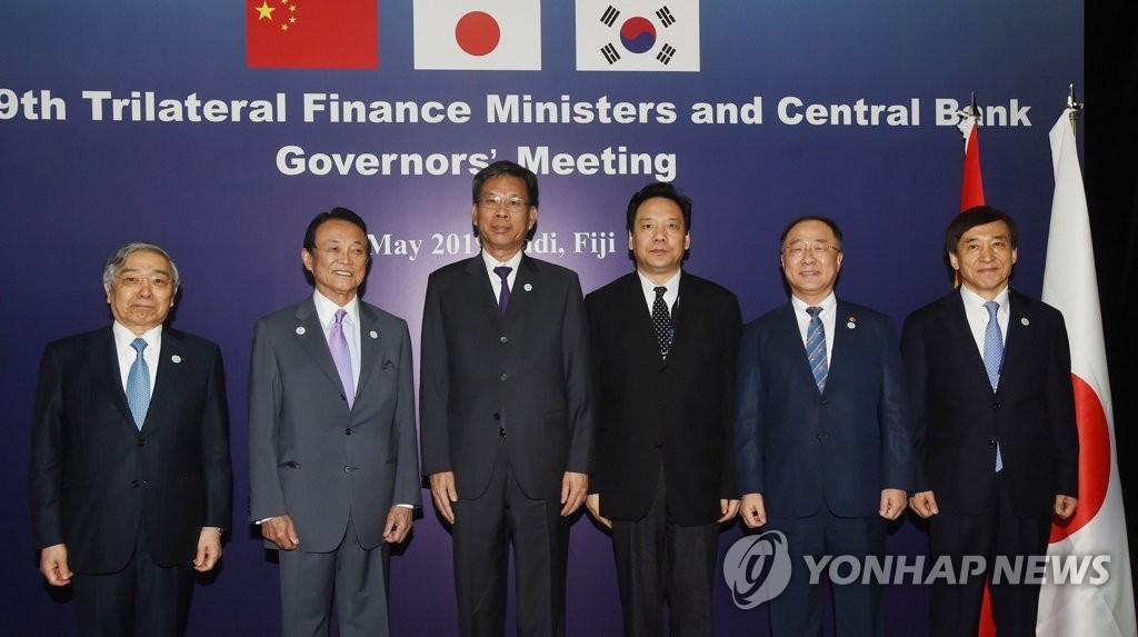 韩国央行预测2020年中国GDP增速5.9%左右