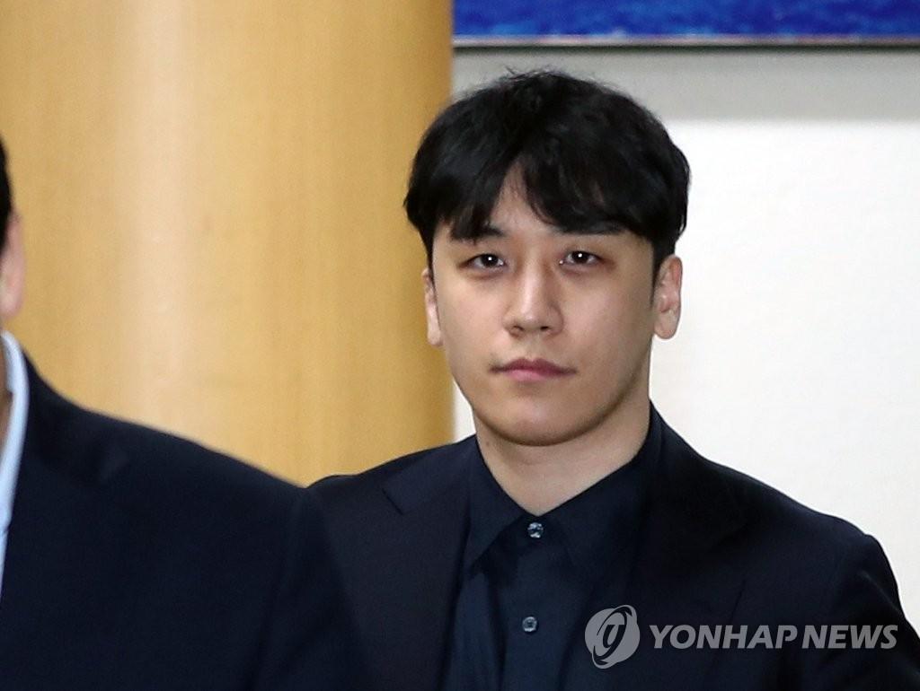 韩警方或下周提捕胜利