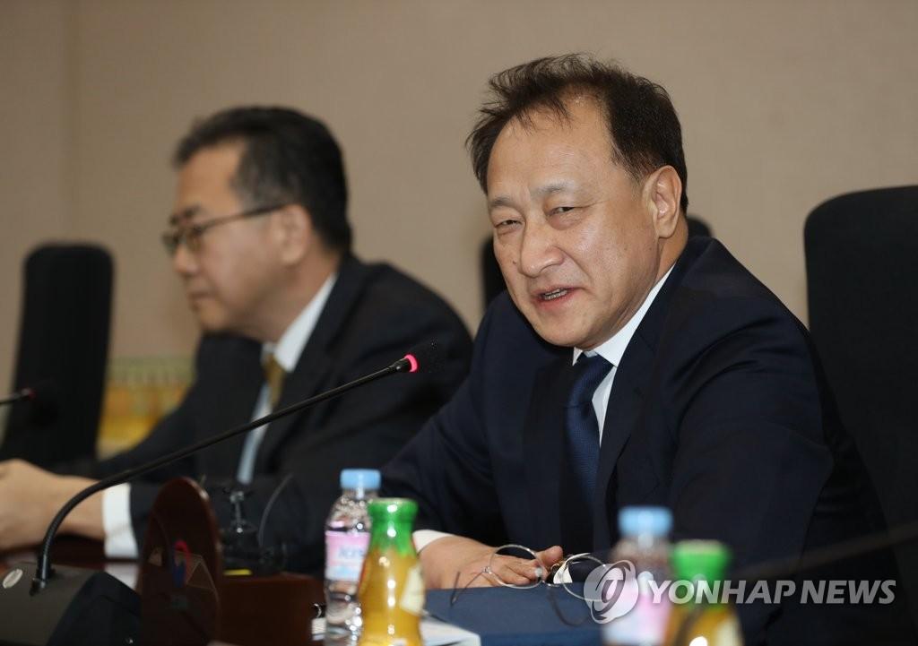 韩国新任驻俄大使:俄方向朝方强调持续对话