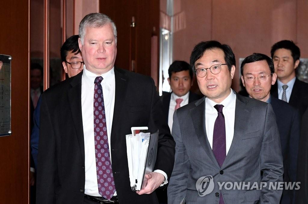 韩美日对朝代表将在香格里拉对话会期间会晤