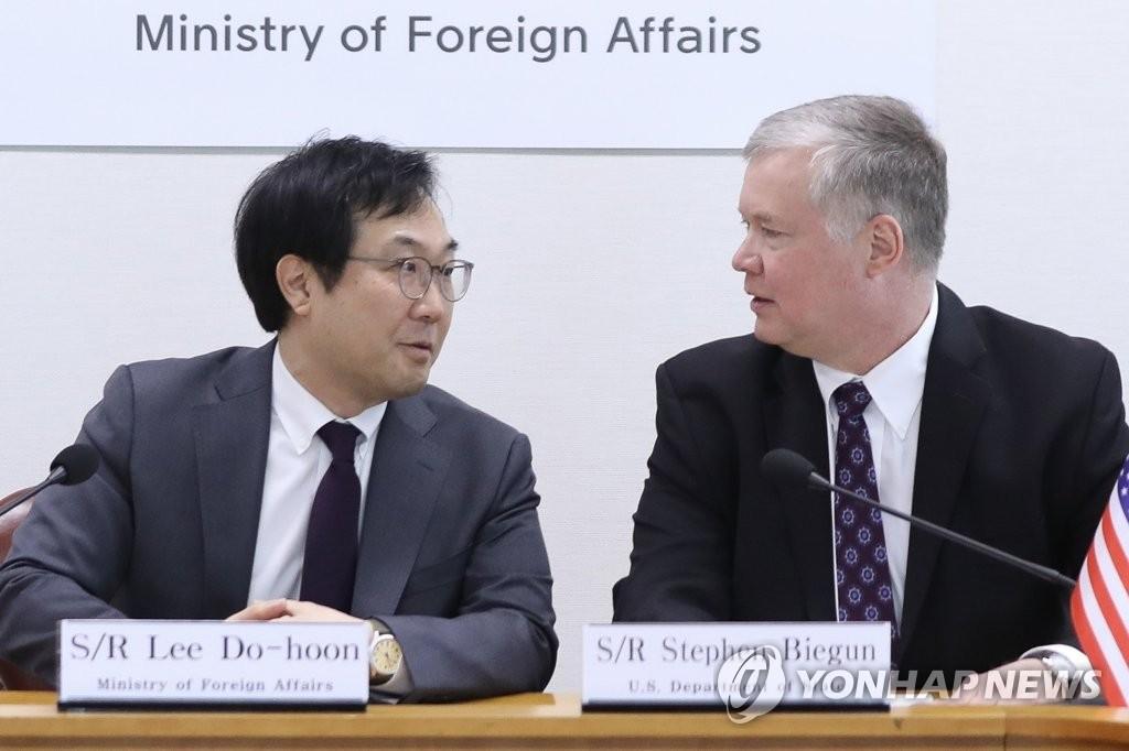 韩美对朝代表深入解读朝鲜射弹信号
