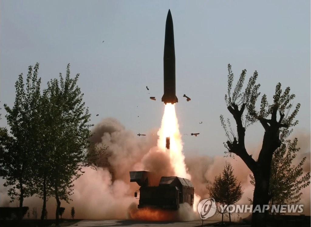 韩军:韩美着力分析朝鲜飞行器参数和特点