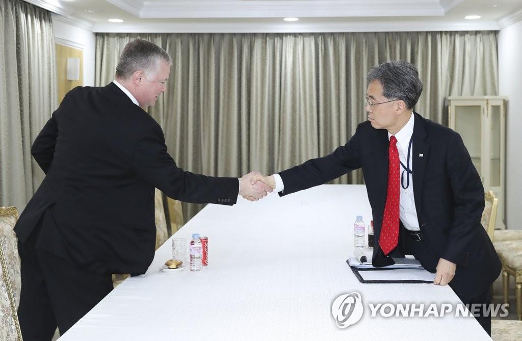 韩国国安高官或将会见美对朝代表
