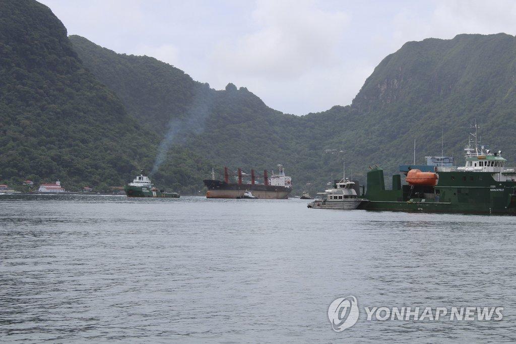 详讯:朝鲜谴责美国扣押货船有违共同声明精神