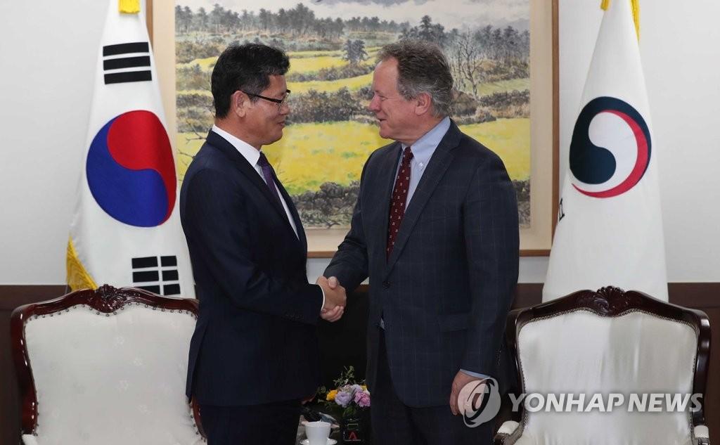 世粮署执行干事:望找到朝鲜粮食问题解法