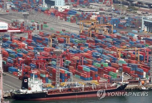 """韩官方连续第4个月定调经济形势""""不振"""""""