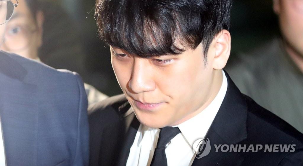 BIGBANG前成员胜利再被提请逮捕