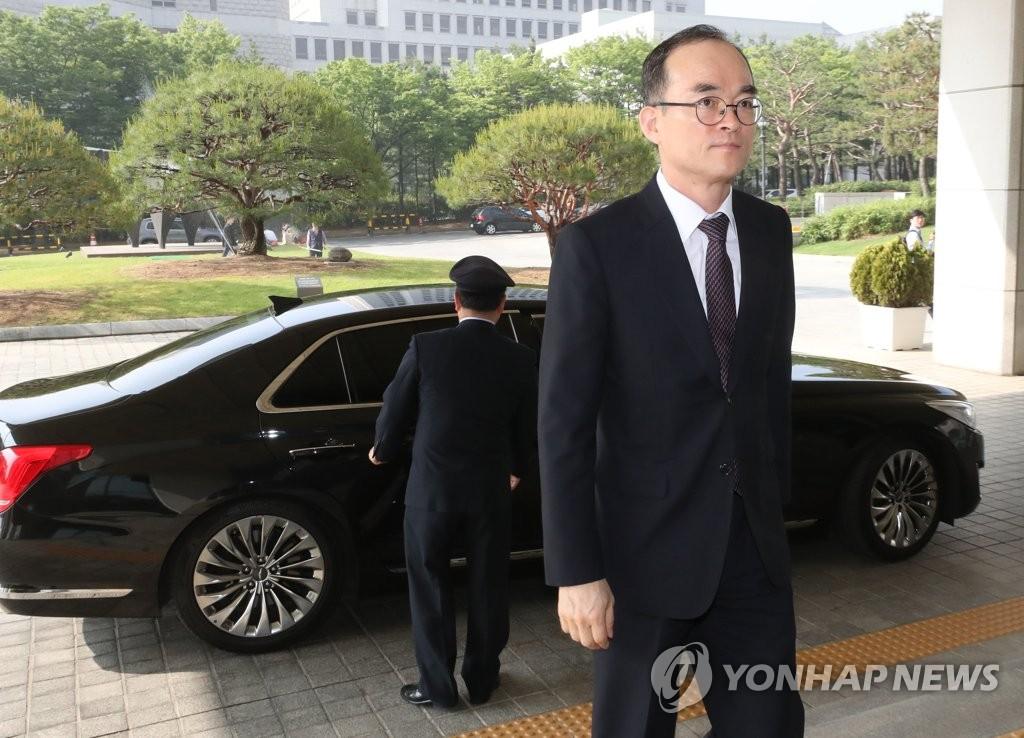 韩检察总长反对新法案赋予警方更多侦查权