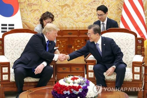 详讯:美国总统特朗普29至30日访韩
