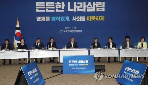 明年韩国政府债务负债率或首破40%