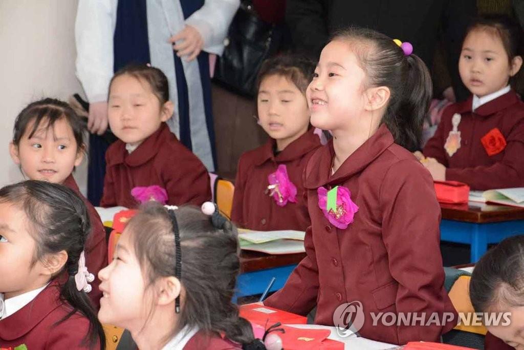 朝媒:朝鲜中小学紧锣密鼓准备开学