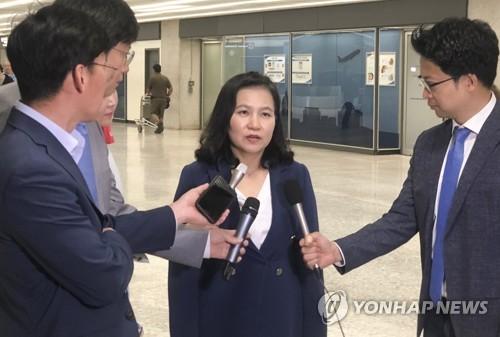 韩贸易代表介绍与美交涉情况
