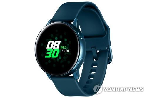 三星手表绿色版将上市