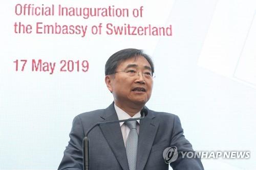 韩国前副外长赵显获常驻联合国代表提名