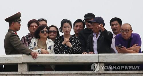 朝鲜对华开放旅游31载 今年赴朝游或再升温