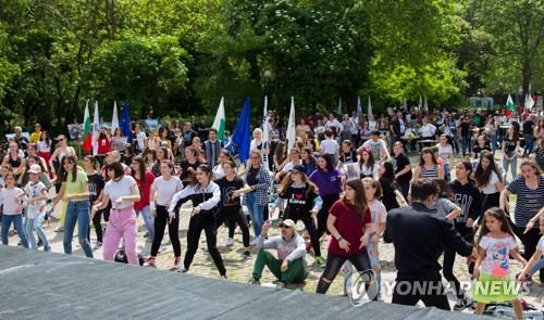 黑海地区掀起K-POP热潮