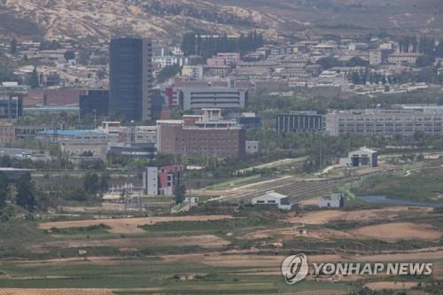 韩朝民团在华接触 朝方曾单方面取消会议