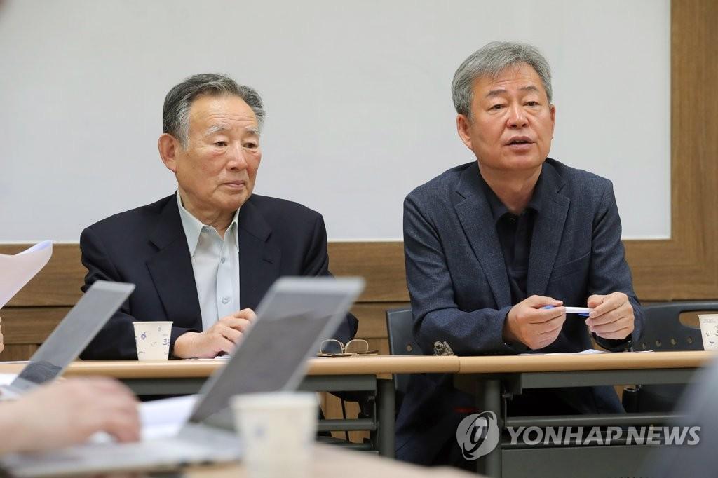 韩民间团体介绍与朝方接触结果