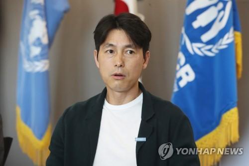 郑雨盛:韩国人也曾流离失所 回馈难民情理之中