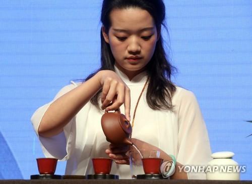 2019中韩禅茶交流会在首尔举行