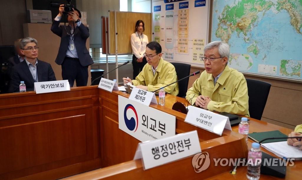 韩副外长:匈牙利沉船救援暂无进展