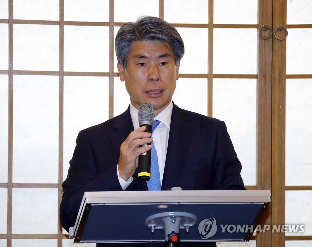 韩青瓦台:国内外经济形势严峻 需增强经济活力