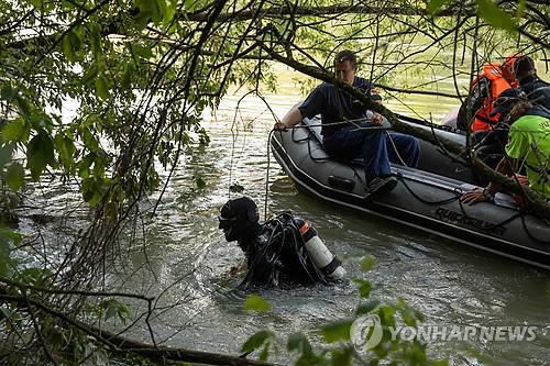 匈沉船事故新发现1具遗体 韩籍遇难者增至19人