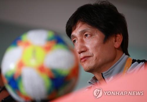 韩国U20主帅郑正溶:力争带队挺进决赛