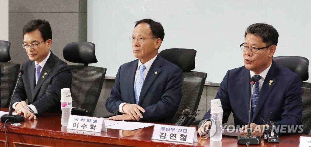 韩政府:韩朝首脑会谈月内难实现
