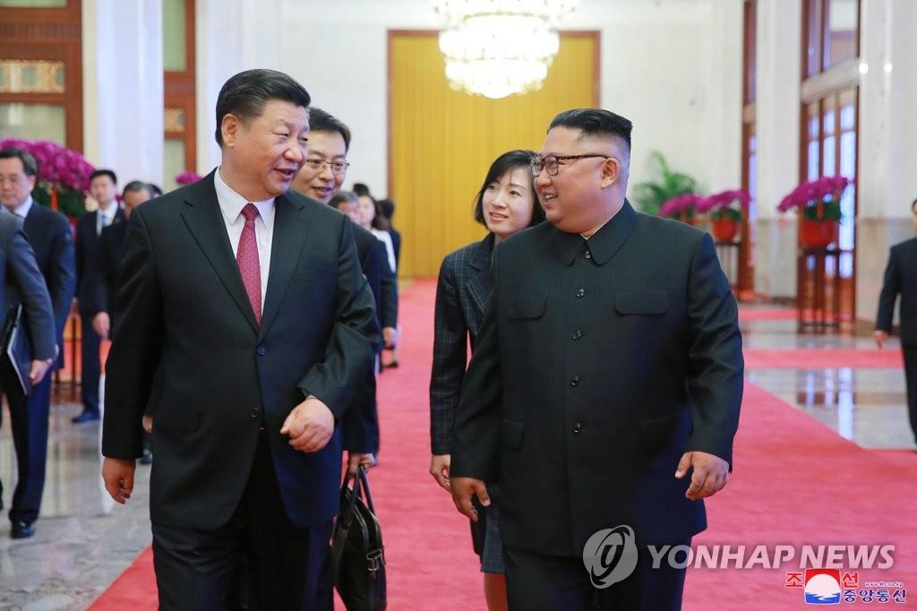 韩青瓦台:习近平访朝有利于推动无核化对话