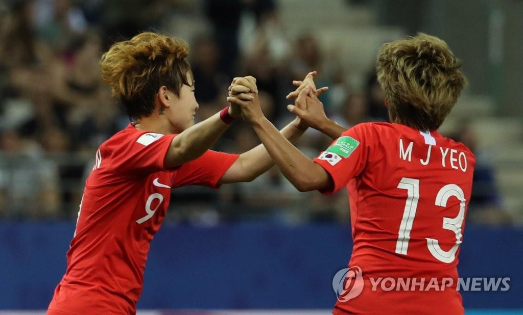 女足奥预赛韩朝对决明年2月在济州进行
