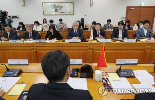韩中经贸联委会下月1日在青岛举行