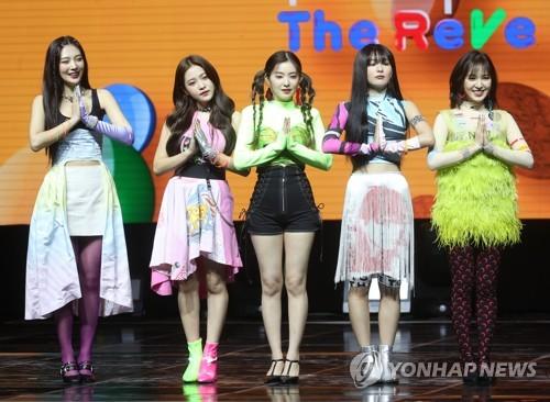Red Velvet新辑本月20日面世