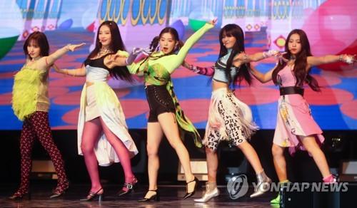 Red Velvet回归