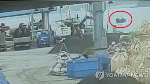 韩情报机构:南下朝鲜渔船确实从事捕鱼作业