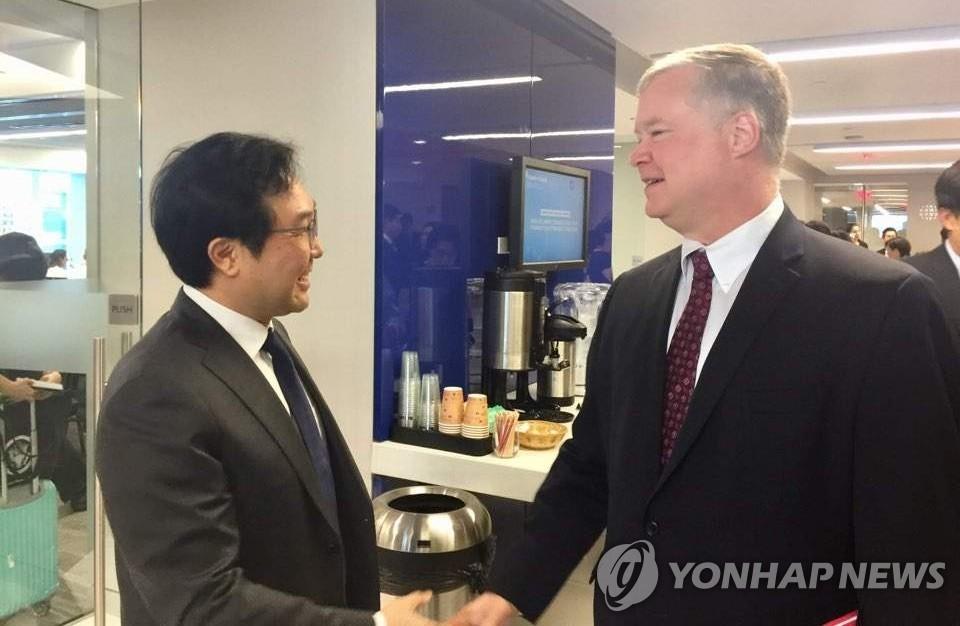 韩外交部:朝美对话迎来关键几周