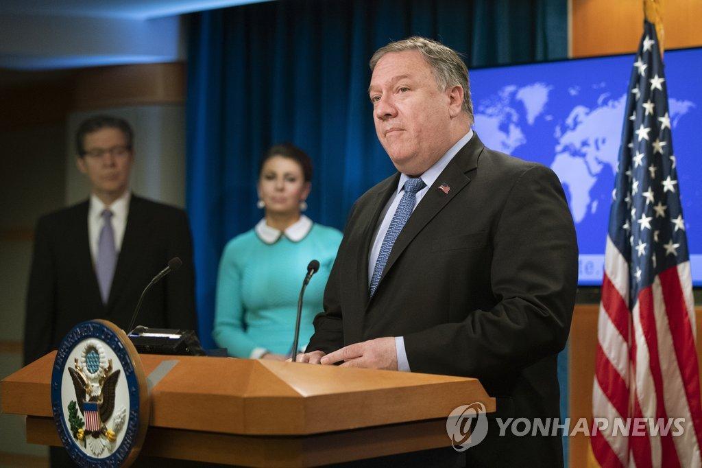 朝鲜点名批蓬佩奥给无核化设障添堵