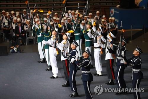 纪念韩国战争69周年