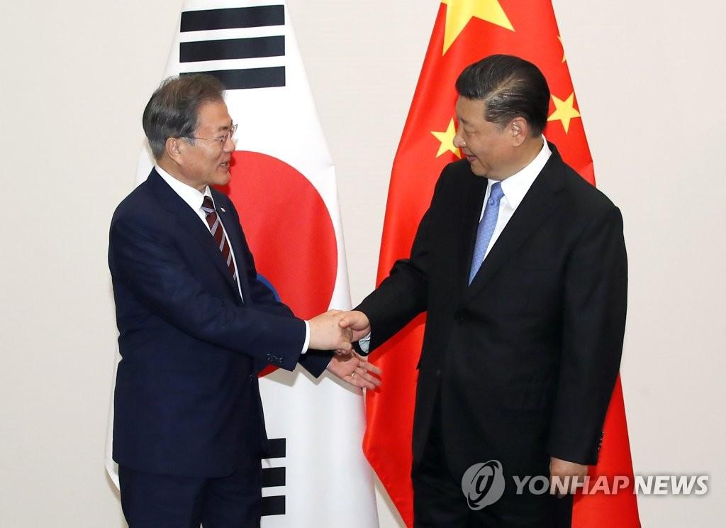 韩高官:韩中继续协商习近平访韩事宜