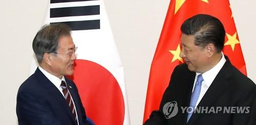 韩官员:韩中商议争取习近平尽早访韩