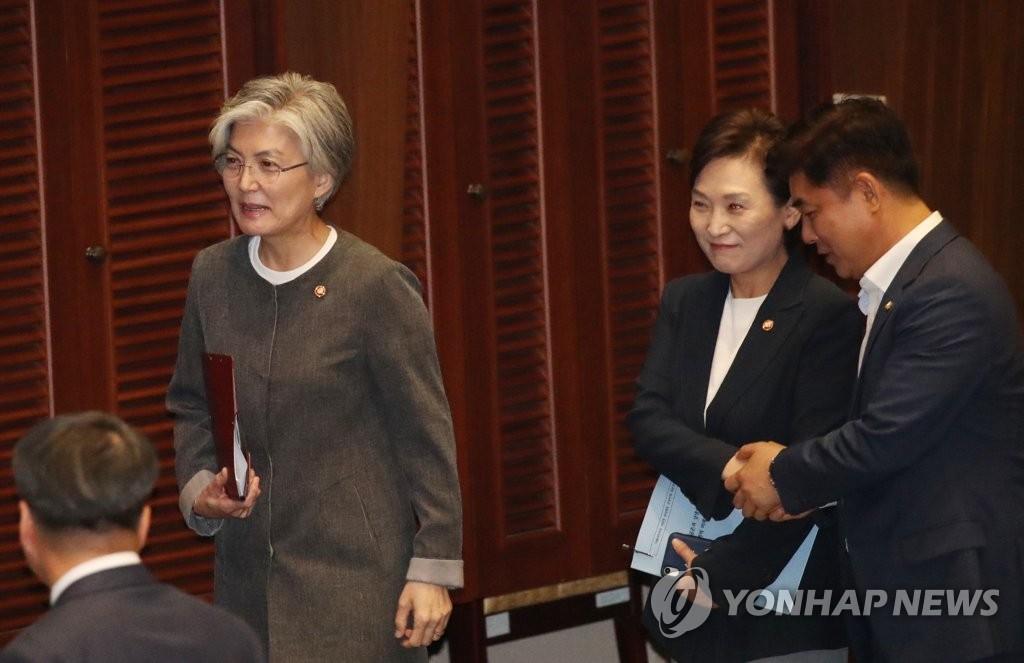 韩外交部:板门店金特会将促进无核化对话