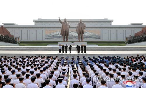 朝鲜强调继承金日成遗志实现强国梦
