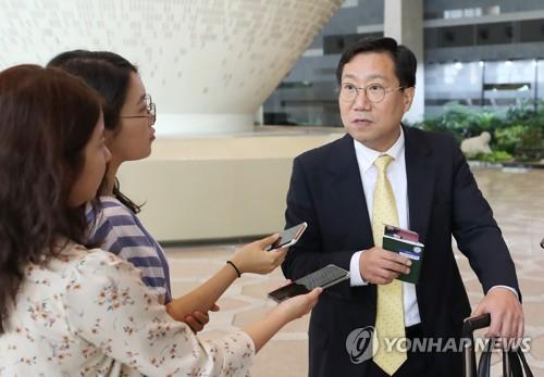 详讯:韩执政党智囊访华加强与中共中央党校合作