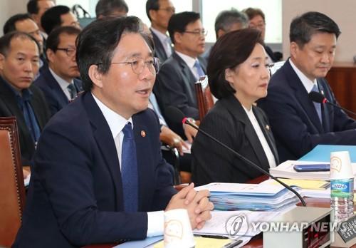 韩产业部长官:将冷静严肃应对日本限贸措施