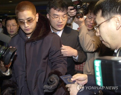 韩兵务厅:尊重最高法院对刘承俊案的判决