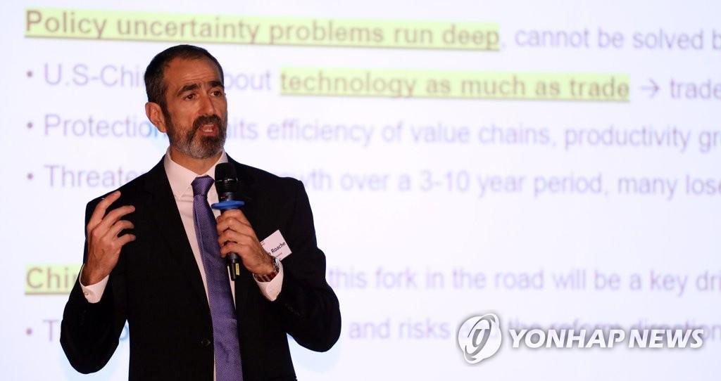 标普上调2021年韩国经济增长预期至4%