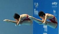 光州世游赛:中国跳水队开启金牌收割模式
